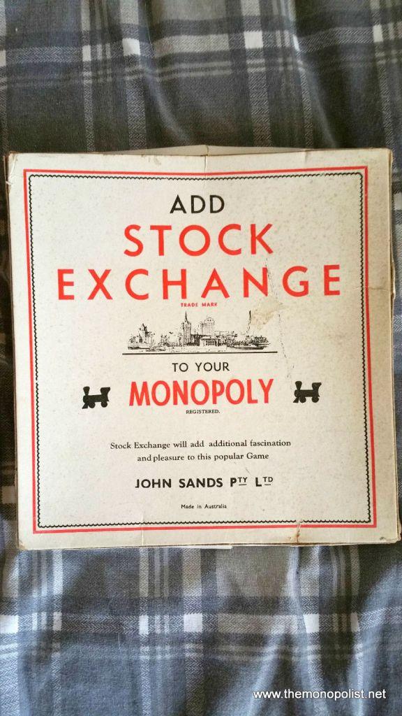 The Ebay Beat Shanghai Real Estate Darrow Black Box Australian Stock Exchange The Monopolist